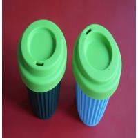 Buy cheap fashion silicone drinkware  , silicone coffee drinkware product