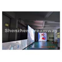 Buy cheap P 10 Mm Outdoor Led Screen Rental Led Video Display Panels Aluminum Cabinet from wholesalers