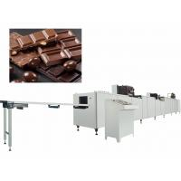 Buy cheap Commercial Pastry Making Equipment / Multifunctional Chocolate Enrober Machine from wholesalers