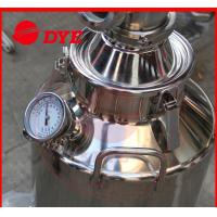 Buy cheap 1 Layer Manual Home Distilling Equipment , Copper Stills For Moonshine from wholesalers