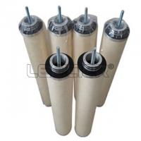 Buy cheap Equivalent of PECO Facet CAA Series 5 coalescer cartridges/oil and gas industry from wholesalers