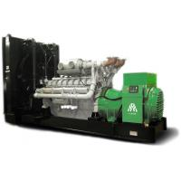 Buy cheap Cooling Type Water Cooled Perkins Diesel Generators 2000KW 4-Stroke from wholesalers
