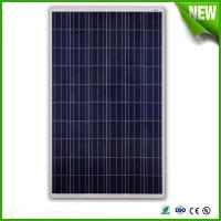 Buy cheap 2016 hot sale 260w poly solar panel, solar module with TUV, CE, MCS certificates from wholesalers