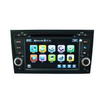 Buy cheap 7 Inch TFT Touch Screen 2 Din Audi TT Car DVD Player with GPS Ipod Bluetooth for Audi A4 from wholesalers
