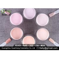 Buy cheap Luxurious Manicure Acrylic Nail Dip Powder For Gel Nail Art , Non - Yellowing from wholesalers