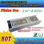 Buy cheap constant voltage led driver dimmable 12V/24V/110V/220V from wholesalers