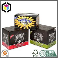 Buy cheap Heavy Duty Color Printing Paper Packaging Box; Regular Style Corrugated Box from wholesalers