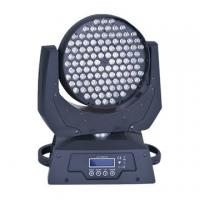 Buy cheap 108*3W LED zoom moving head wash light,LED Stage light from wholesalers