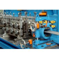 Buy cheap Fully Automatic Steel Frame Light Keel Roll Forming Machine 300mm Coil Width product