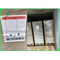 Buy cheap White Kraft Liner Paper / One Side Coated Art Paper For Food Packing from wholesalers