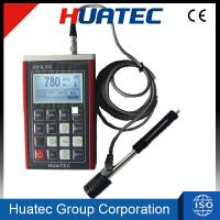 Buy cheap Easy to operate 3.7V / 600mA Portable hardness tester RHL30 for Die cavity of molds from wholesalers