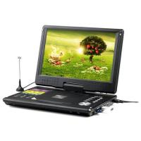 Buy cheap 12.1-inch Portable DVD Player with TV/USB/Card Reader and Games from wholesalers