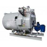 Buy cheap Auto 5 ton Oil or Gas fired steam Industrial boiler efficiency from wholesalers