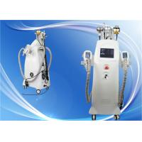 Buy cheap Body Sculpting Fat Freezing , 36Khz Cavitation Freeze Laser Fat Removal Machine from wholesalers