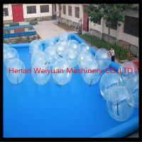 Buy cheap fashinable pvc inflatable swimming pool with water ball for sale from wholesalers
