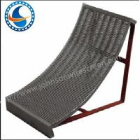 Buy cheap Waste Water Treatment Wedge Wire Sieve Filters Easy Operation 0.05-50mm Slot from wholesalers