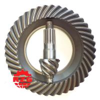 Buy cheap ISUZU engine FTK Rear Axle / TOYOTA Limited Slip Differential , Low Noise 76~82db from wholesalers