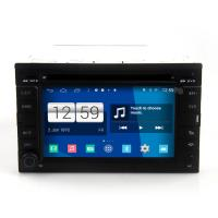 Buy cheap 2DIN android car dvd android 4.4.4 HD 1024*600 for VW GOLF4/B5 with 4 Core CPU, Mirror link product