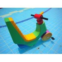 Buy cheap Interactive Aqua Park Kids Water Playground / Adults Water Motorcycle from wholesalers