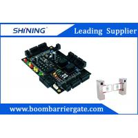 Buy cheap 12V DC Access Control System With Fingerprint Control Board , Card Access System from wholesalers