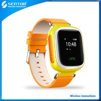 Buy cheap Intellectual GPS anti-lost popular children wrist watch with SIM Card slot emergency SOS call & anti-off alarm product