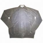 Buy cheap Men's Zip Cardigan with 7GG Gauge from wholesalers