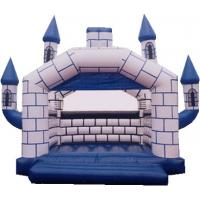 Buy cheap Inflatable bouncer,inflatable obstacle courses, jolly jumper, moonwalker, climb game, inflatable house from wholesalers