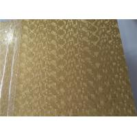 Buy cheap Information Board Embossed Aluminum Sheet High Hardness Good Welding Ability from wholesalers