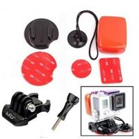 China Sport Camera Kit 8 in 1 Kit Board Mount Surf Snowboard Wakeboard Set for GoPro on sale