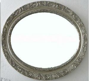 Buy cheap Europe design decorative framed bathroom mirror product