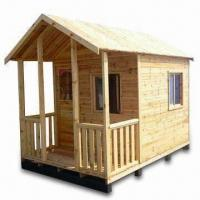 Buy cheap Doll House, Measures 1,730 x 2,547 x 1,610/2,150mm, Made of Wooden from wholesalers