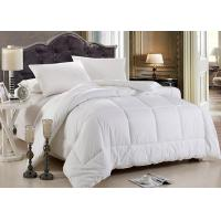 Buy cheap 600GSM Winter Hotel Bedding Duvet / Hotel Duvet Set Classical Design from wholesalers