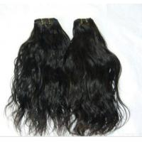 Buy cheap 100%remy Virgin  Human Hair Weft from wholesalers