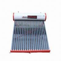 Buy cheap Home Use Unpressured Solar Water Heater, 5 Years Warranty from wholesalers
