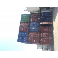 Buy cheap Steel International Used Storage Container Houses Of 20GP Payload 28000kg from wholesalers