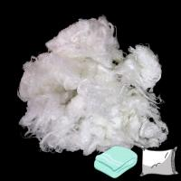 Buy cheap G100 Raw White Lyocell Fiber 1.2D×38mm For Home Textiles / Facial Masks from wholesalers