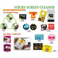 Buy cheap microfiber sticky screen cleaner from wholesalers