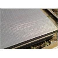 Buy cheap Galvanized ASTM JIS DIN Steel Diamond Plate Sheets With Raised Surface Dimple product