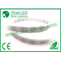 Buy cheap Low Power Multicolor LED Strips / Dimmable Bendable Self Adhesive LED Strip from wholesalers