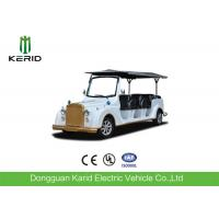 Buy cheap 11 Passenger Retro Electric Tourist Car With Aluminium Alloy Wheel Vacuum Tyre from wholesalers