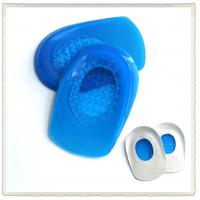 Buy cheap Massage foot care Silicone Cushion Gel Heel Pad from wholesalers