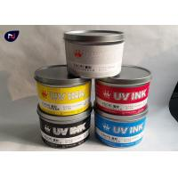 Buy cheap High quality UV LED ink  for the Offset printing on PET PE PVC accept customization from wholesalers