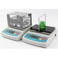 Buy cheap DH-300X DahoMeter Density Testing Machine , Density Hydrometer , Electronic Hydrometer for Solids , Liquids , Powder from wholesalers