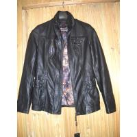 Buy cheap women leather coat from wholesalers