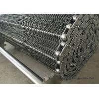 Fruit Industry Stainless Steel Wire Belt  High Speed Alkali Resisting ISO9001
