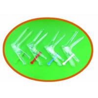 Buy cheap Plastic sterilized by ethylene oxide Disposable Vaginal speculum with middle from wholesalers
