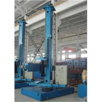 Buy cheap Blue Automatic Pipe Welding Column And Boom / Weld Manipulators for Pressure Vessel from wholesalers