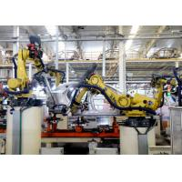 Buy cheap Car Assembly Robotic Packaging Machinery Metal Material High Efficiency from wholesalers