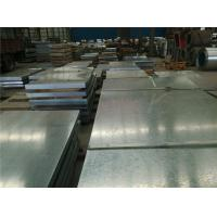 Buy cheap 16 Gauge Galvanized Steel Sheets Hot Zinc Coated EN 10204 - 3.1 SGCC from wholesalers
