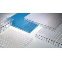 Buy cheap 3 - 12mm Greenhouse Polycarbonate Roofing Panels PC Sun Sheet For Building from wholesalers